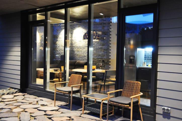 Luxury Loft Studio with terrace, for travelers.