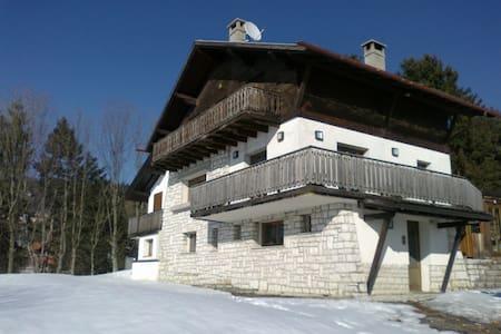Villa Sole con incantevole panorama - Lavarone - Huvila