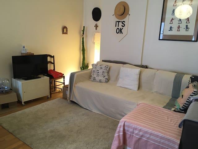 Calm shared Apartment in Saint-Germain-des-Près