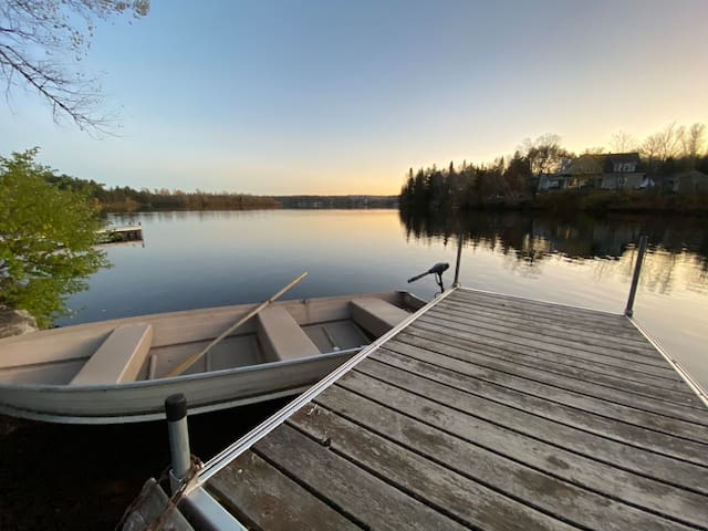 Gentle Lake Breeze