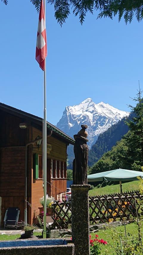 """""""Das Alpen-Paradies"""" im Berner Oberland"""