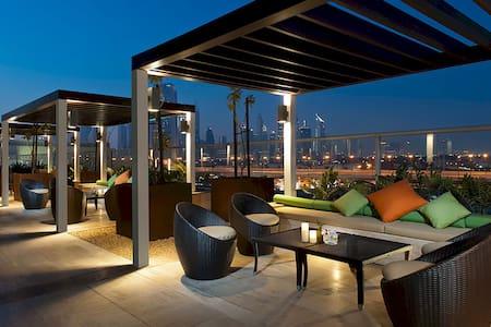 One Bed Apartment In Damac Dubai Mall Street - Dubaï - Appartement