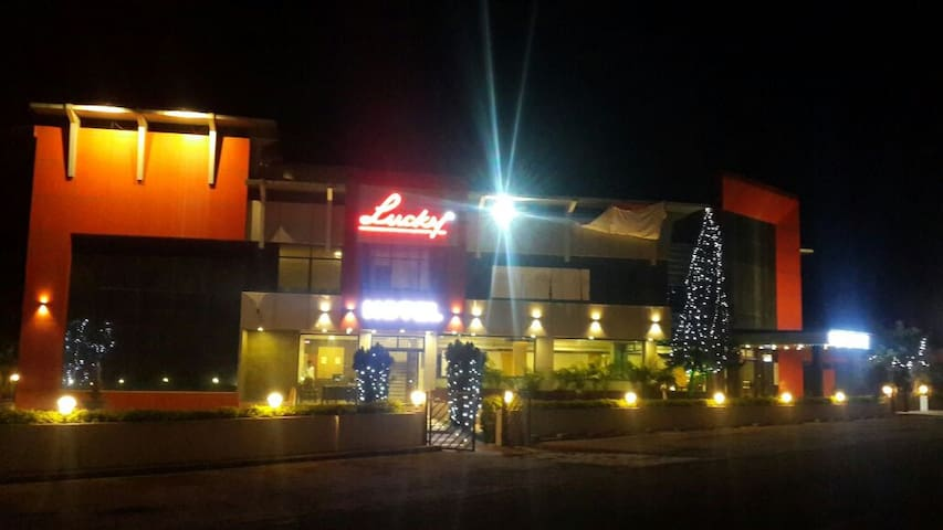 Lucky Hotel Punawale - Pimpri-Chinchwad