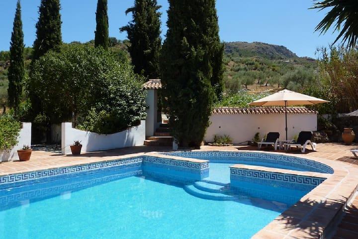 Vakantiehuis Casa Fuente de la Zorra