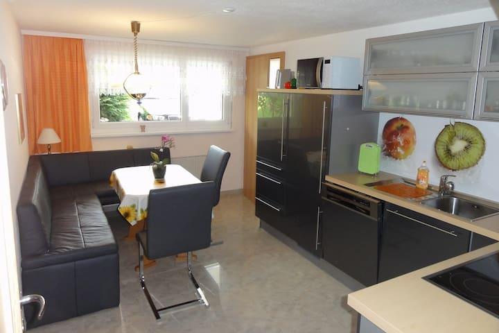 Ferienwohnung Andrea, (Mels), 2.5-room appartement