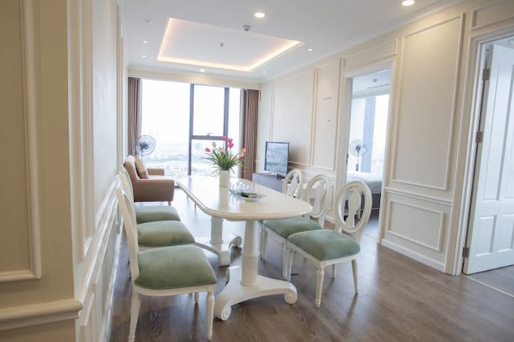 Luxury & City View apartment 3BR - Artemis 5*Hanoi