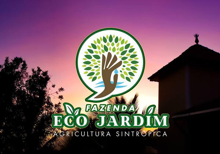 Eco Jardim ganzes Landhaus - Die Natur erleben!