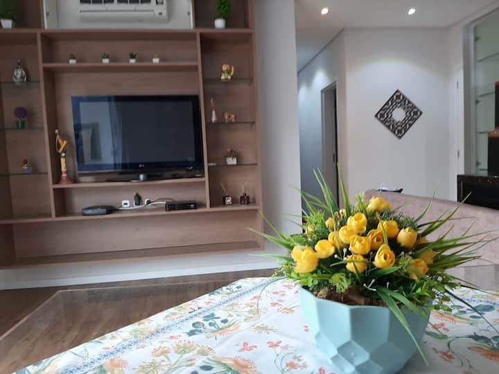 Apartamento 3 quartos Ingleses.