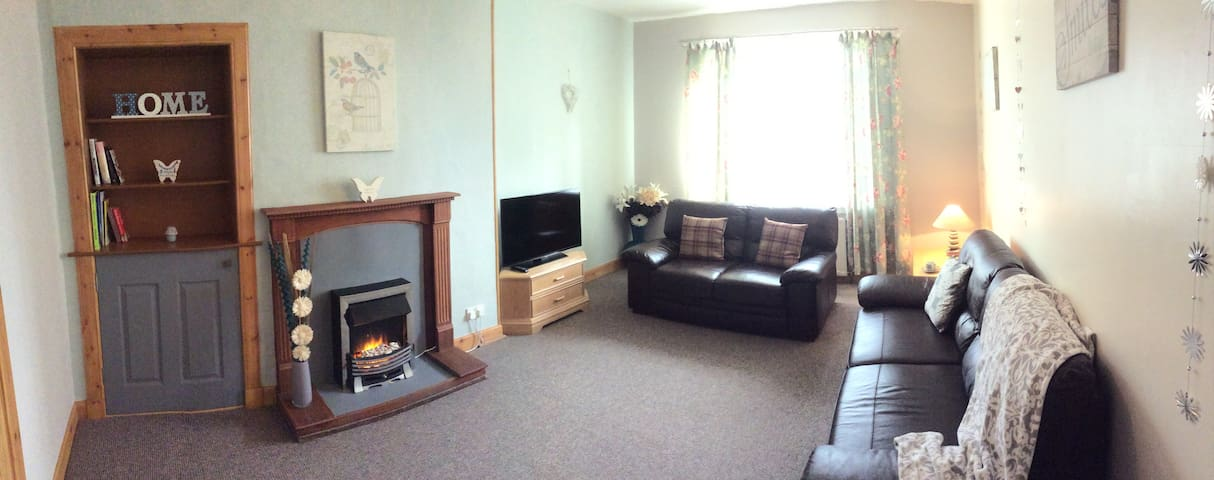 Thurso Bay Holidays sleeps 6 near town centre