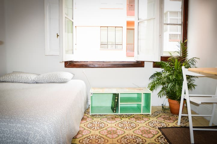 LOVELY ROOM IN COLONIAL VILLA2•SANTA CRUZ•CENTER - Santa Cruz de Tenerife - Villa