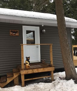 Snow shoe and stay at Kennisis! - Haliburton - เกสต์เฮาส์