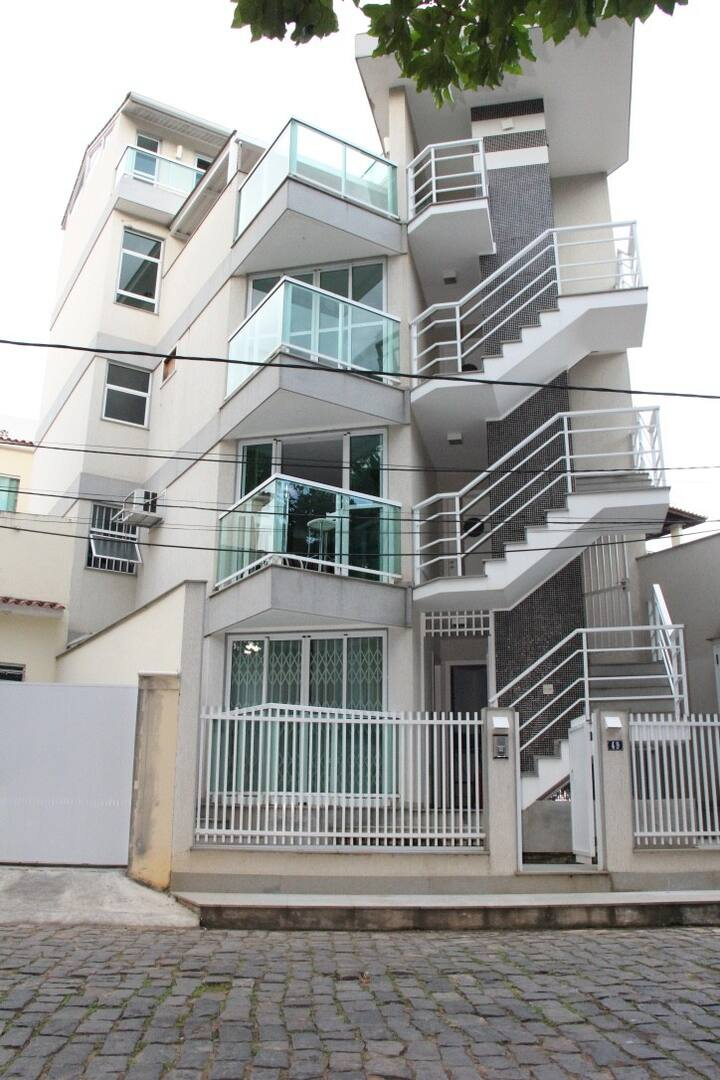 Aconchegante apartamento.