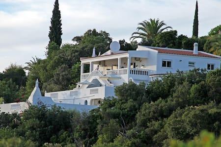 Privaten Pool mit Meeresaussicht - Casa Carlotta - Estoi - Wohnung