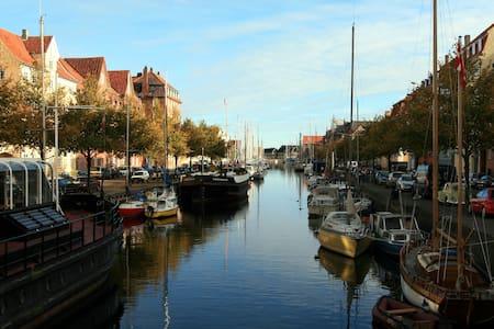 Båd I hjertet af københavn - Copenhague