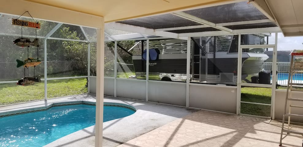 $35/night for RV Site w/pool!  Pet Friendly!