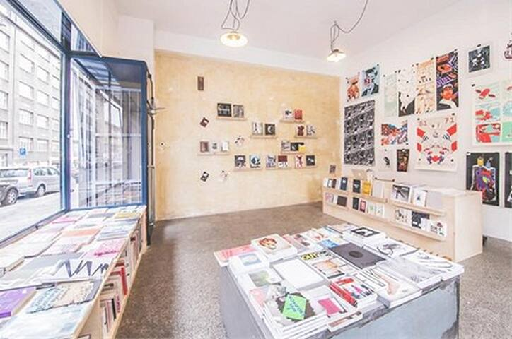 Great art books not only from local artists