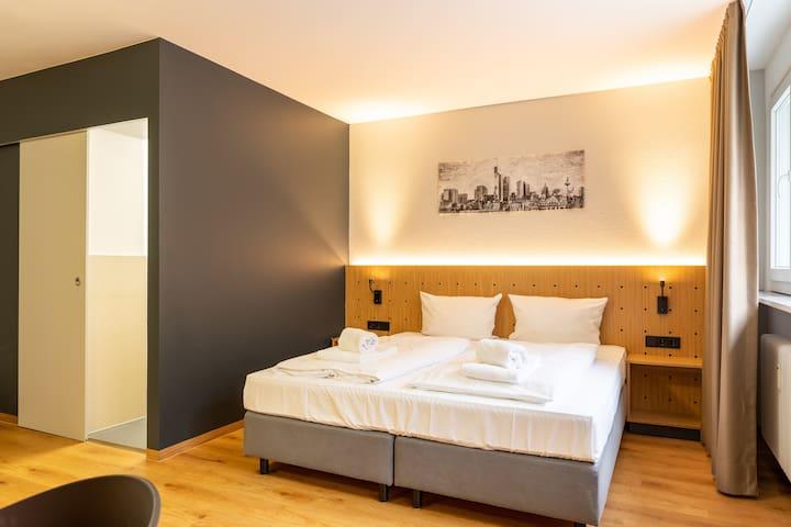 mk | hotel frankfurt - Doppelzimmer Standard