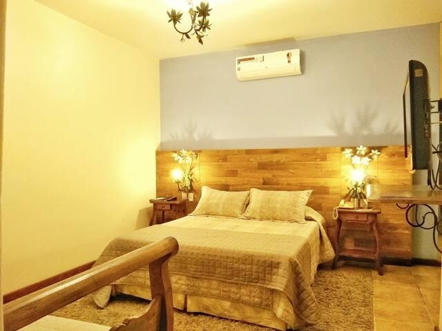 Apartamento Standard Plus - Pousada Villa Alferes