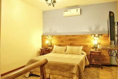 Apartamento Standard Plus na Pousada Villa Alferes em Tiradentes - MG
