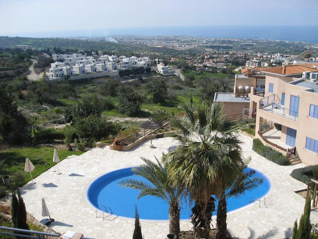 "Apartment ""Victoria"" stunning views - Tala - Flat"