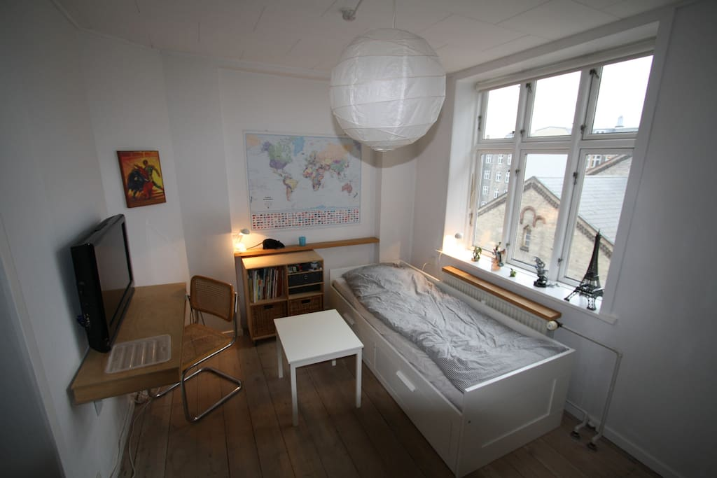Bedroom 1 (80x200)