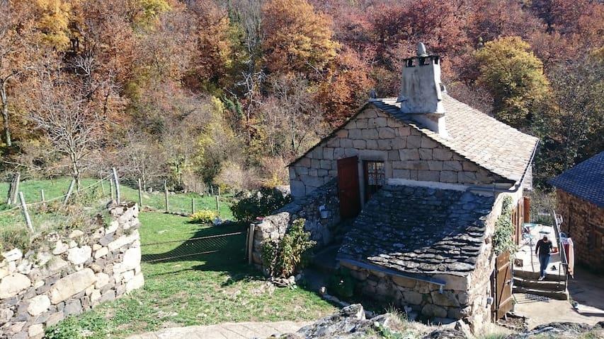 Maison de vacances en Lozère - Ispagnac