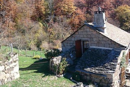 Maison de vacances en Lozère - Ispagnac - Casa