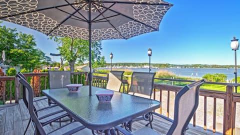 Hamptons Beach House - ¡Sol, arena y relajación!