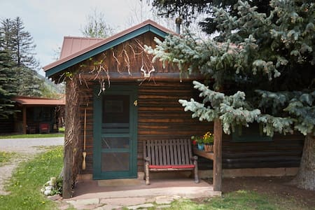 Riverfront Cabin at Snowmass Cottages - Snowmass - Kisház