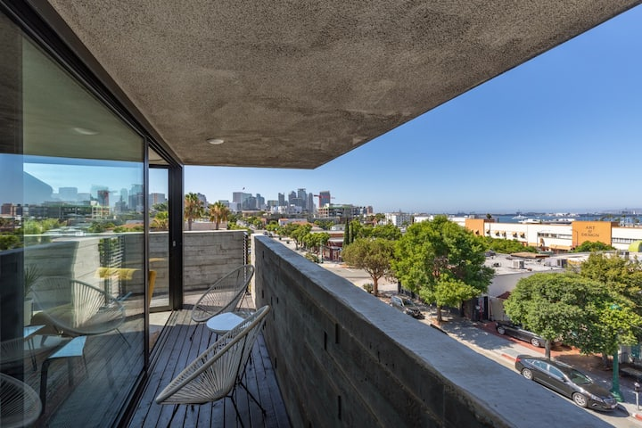 Award Winning Designed 2 Bedroom  w/ Views