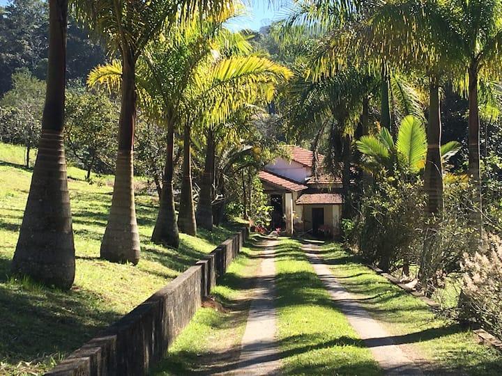 Sitio La Paz - Casa da antiga Adega