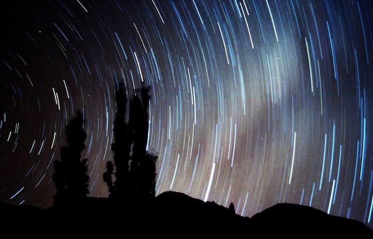 Venga a ver y fotografiar las estrellas