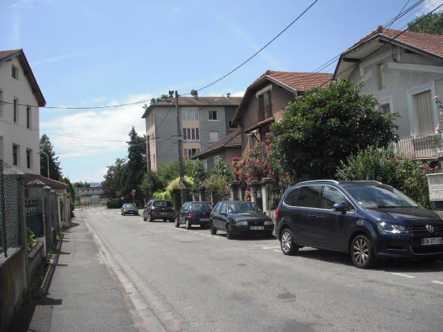 Havre de paix proche du campus - Saint-Martin-d'Hères