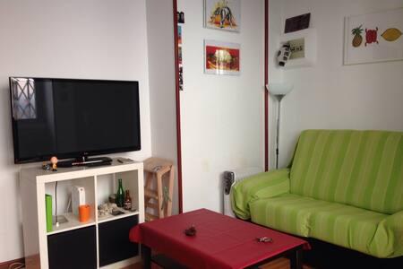 Pequeño loft ideal para parejas - 马德里 - 公寓