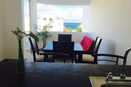 Apartment Taninos 1. Great Location - Puerto Morelos - Apartamento