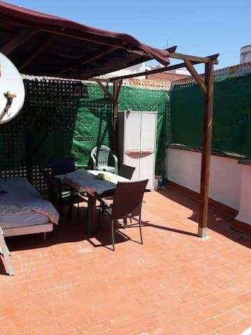 Atico fabuloso en el centro de Murcia Silencioso