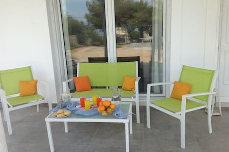 Beautiful Views Apartment, Oropos. - Σκάλα Ωρωπου  - Διαμέρισμα