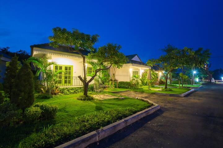 บ้านของขวัญรีสอร์ท - Tambon Mae Khue - Bungalow