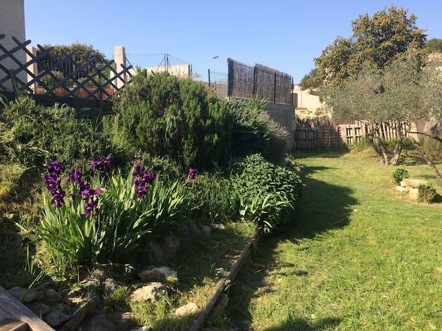 villa , jardin ... - Beaucaire - House