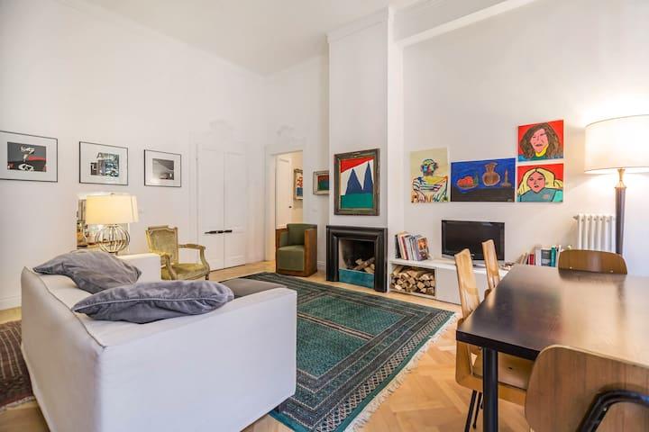 La stanza del pittore - The Painter's room