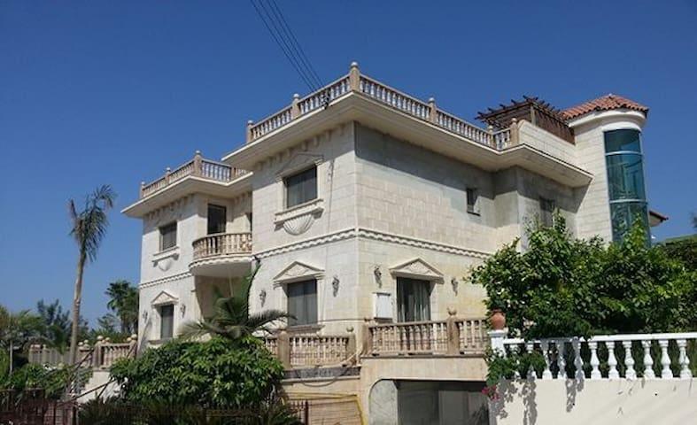 Panoramic Exclusive 7B/R Villa - Agios Athanasios - Villa