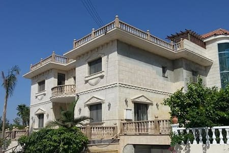 Panoramic Exclusive 7B/R Villa - Agios Athanasios