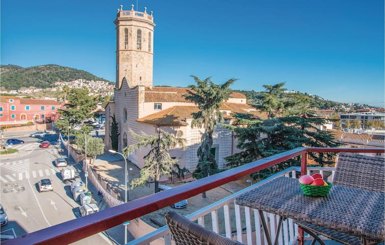 Holiday apartment with 2 bedrooms on 62m² in Pineda de Mar