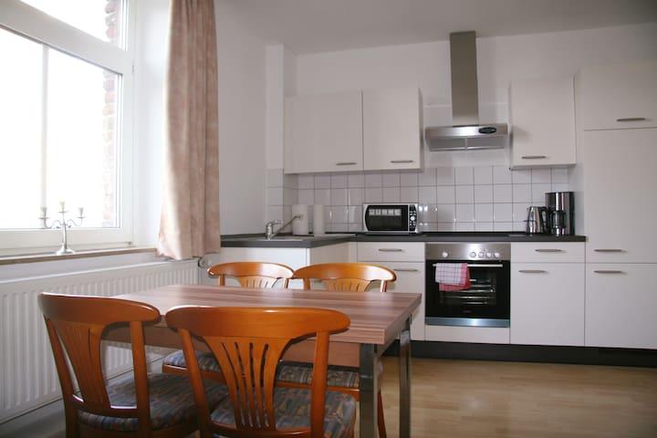 Appartements im Kamper Hof und Innenwall - Rheinberg - Lain-lain