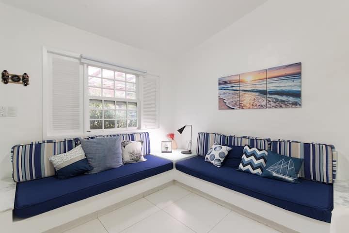 Mar Doce Lar, sua casa na praia 🏖