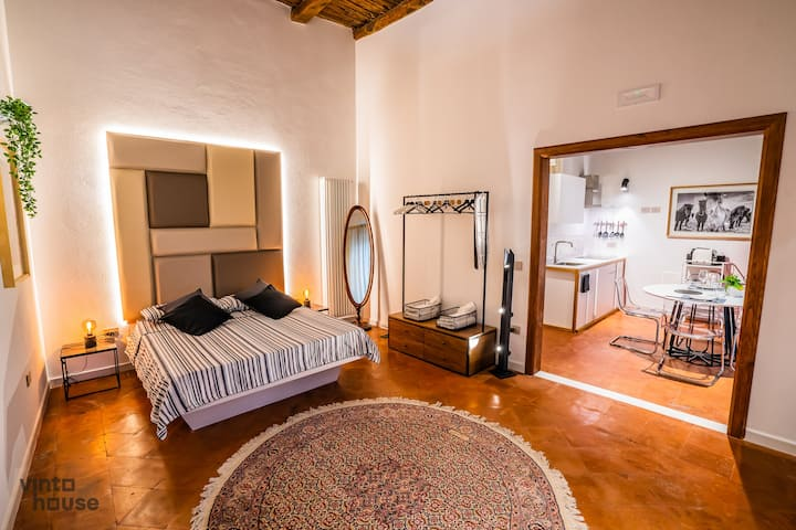 Vinto House Salerno Old Town - The City Apartment