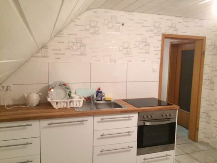 Privat Room Nussloch near SAP and Heidelberg