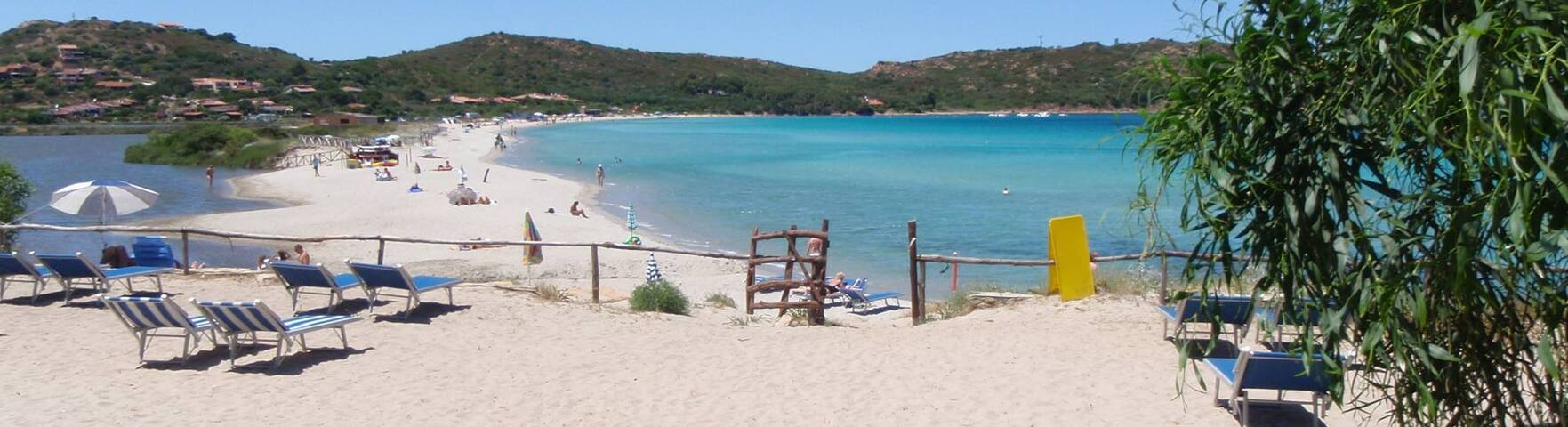 Sardegna - Casa vacanze  sul mare - Porto Taverna - Porto Taverna