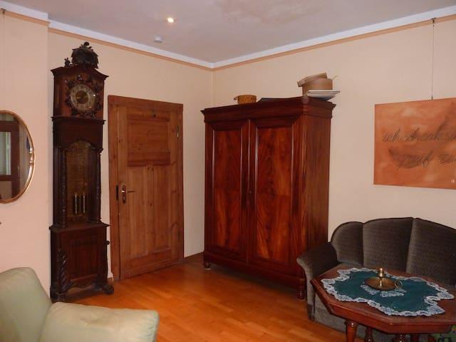 Appartement zur alleinigen Nutzung