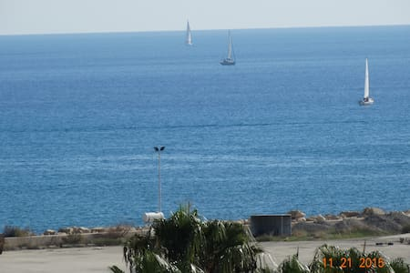 Penthouse with stunning sea view - Larnaca - Lejlighed